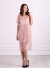 THE ASHLEY POLKA DOT TULLE DRESS