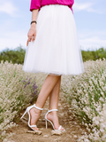 THE CARRIE TULLE SKIRT