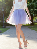 THE JESSICA MINI TULLE SKIRT