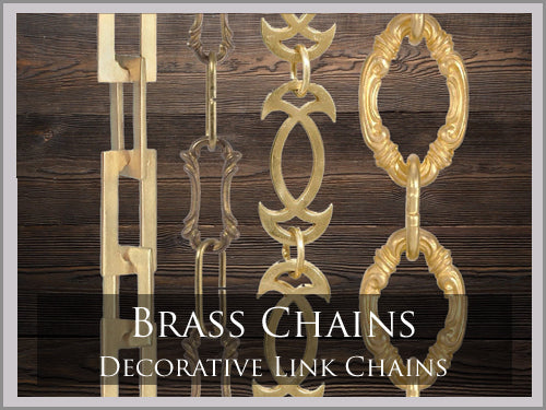 BRASS CHAINS