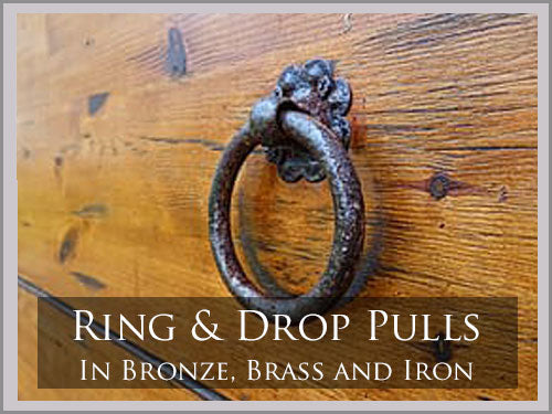 RING AND DROP PULLS