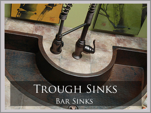 TROUGH SINKS