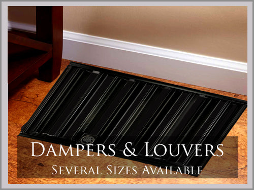 DAMPERS & LOUVERS