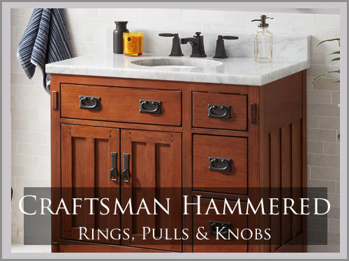 CRAFTSMAN HAND HAMMERED COLLECTION