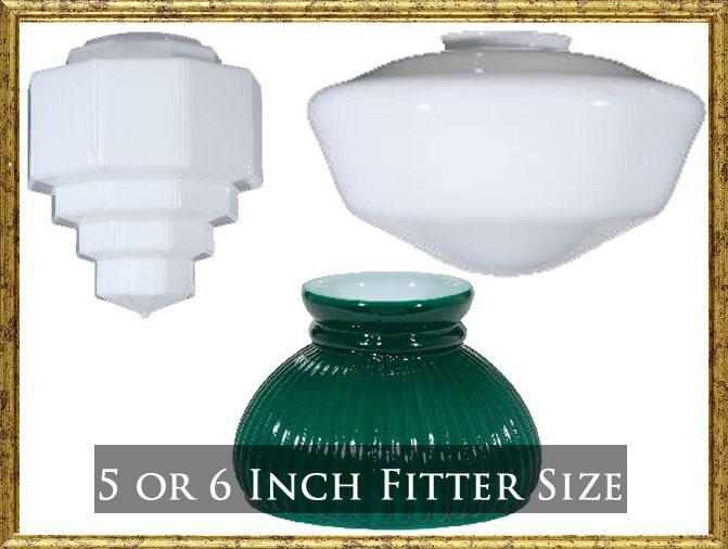 5 INCH TO 6 INCH FITTER SIZE