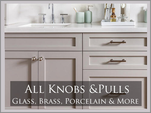 ALL KNOBS & PULLS