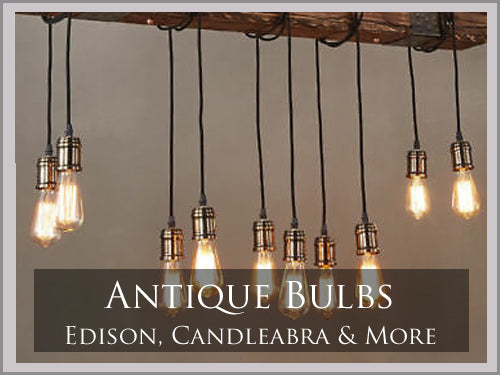 ANTIQUE BULBS