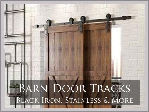 BARN DOOR TRACKS