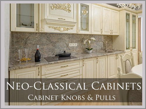 NEO CLASSICAL CABINET HARDWARE