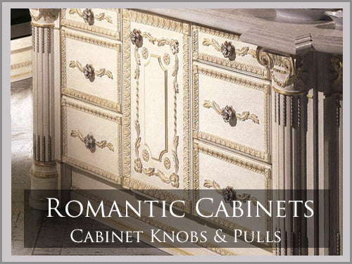 ROMANTIC Cabinet & Furniture Hardware