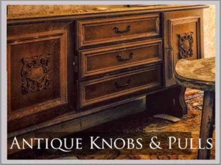 OBJECTS D'ART Cabinet & Furniture Hardware