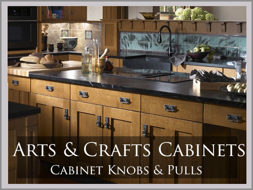 ARTS & CRAFTS Cabinet & Furniture Hardware