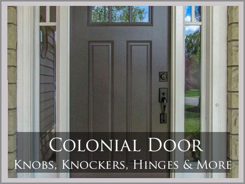 Colonial Door Hardware