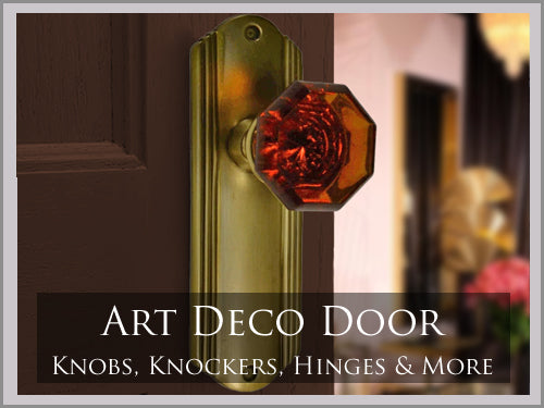 ART DECO Door Hardware