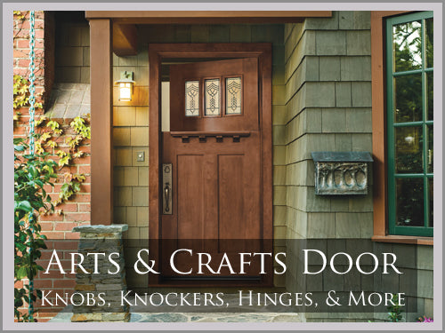 ARTS & CRAFTS Door Hardware