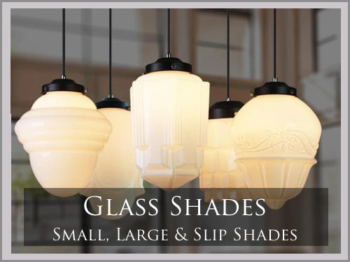 LAMP GLASS SHADES