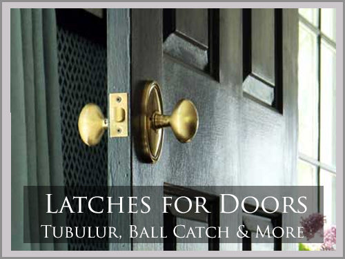 LATCHES FOR DOORS