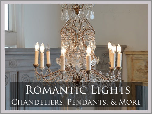 ROMANTIC Style Lighting