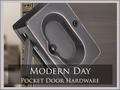Modern Door Pocket Door Hardware
