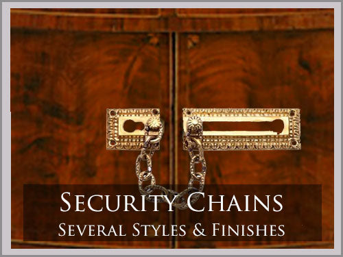 SECURITY CHAINS