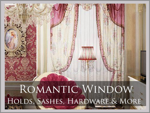 ROMANTIC Window Hardware