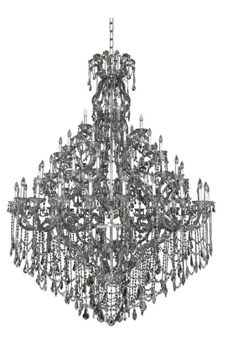Brahms (24+18+12+6) Light 4 Tier Chandelier