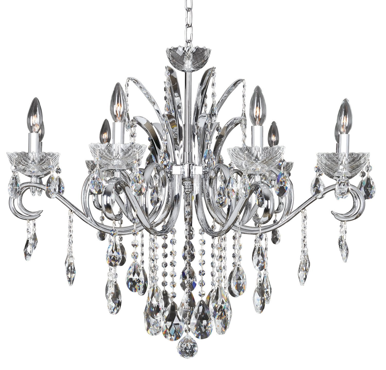 Catalani 9 Light Chandelier