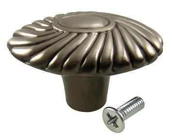 1 5/8 Inch Orchid Cabinet Knob