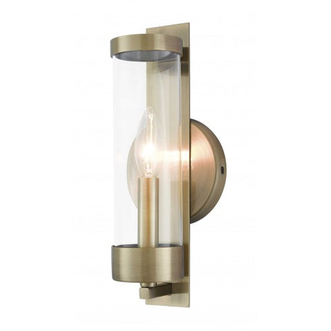 12 Inch Castleton 1-Light Wall Sconce