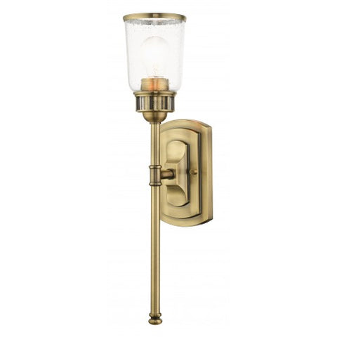 21 Inch Lawrenceville 1-Light Wall Sconce