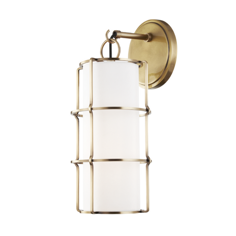 Sovereign 1 Light Wall Sconce
