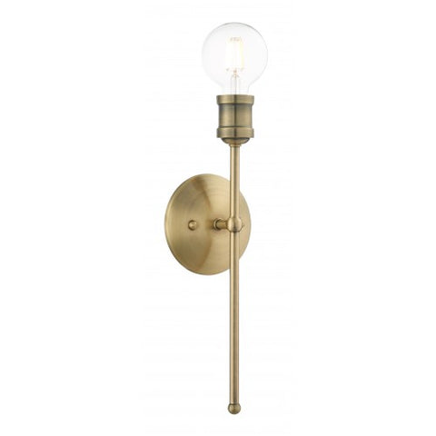15 Inch Lansdale 1-Light Wall Sconce