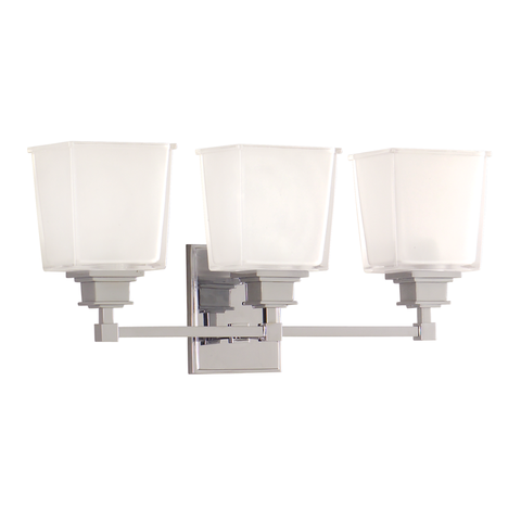Berwick 3 LIGHT BATH BRACKET