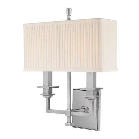 Berwick 2 LIGHT WALL SCONCE