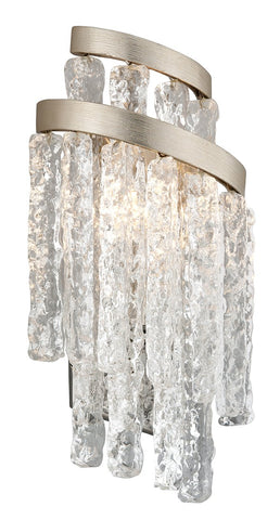 MONT BLANC 2 Light WALL SCONCE