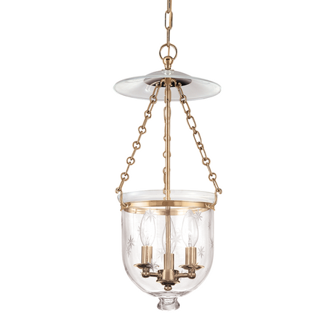 Hampton 3 Light Pendant