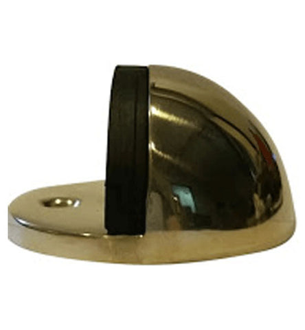 1 Inch Low Profile Floor Mounted Bumper Door Stop