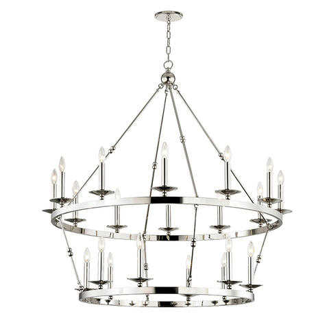 Allendale 20 Light Chandelier