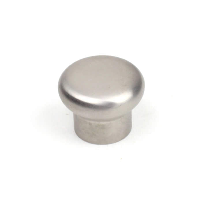 Stainless Steel Classic Round Cabinet & Furniture Knob