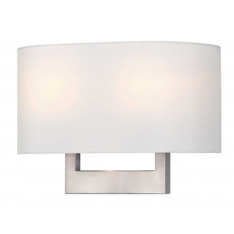 14 Inch Hayworth 2-Light Wall Sconce