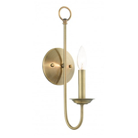 16 Inch Estate 1-Light Wall Sconce