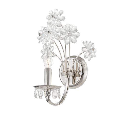 BEAUMONT 1 LIGHT WALL SCONCE