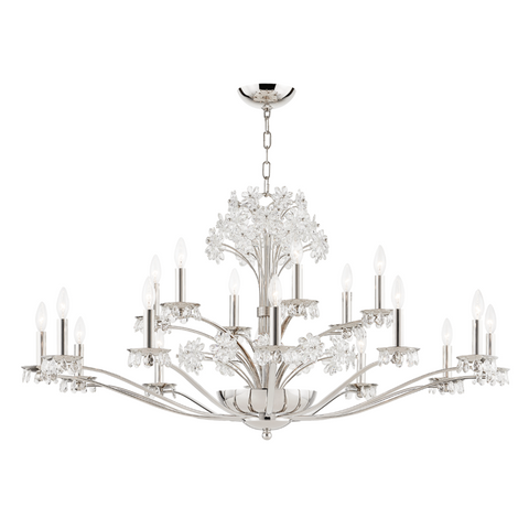 BEAUMONT 20 LIGHT CHANDELIER