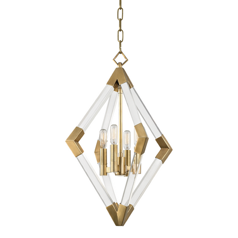 Lyons 4 Light Pendant