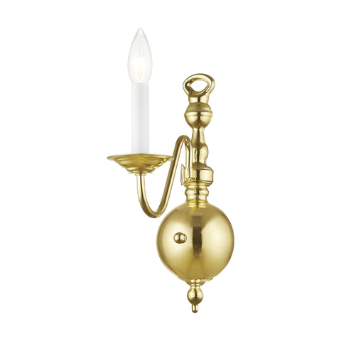 13 Inch Williamsburg 1-Light Wall Sconce