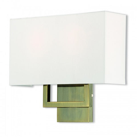 13 Inch Pierson 2-Light Wall Sconce
