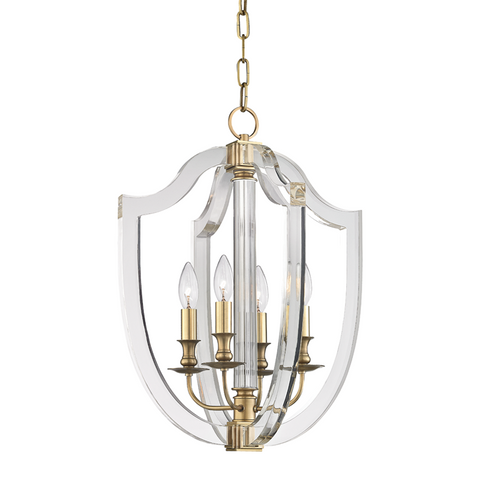 Arietta 4 Light Pendant