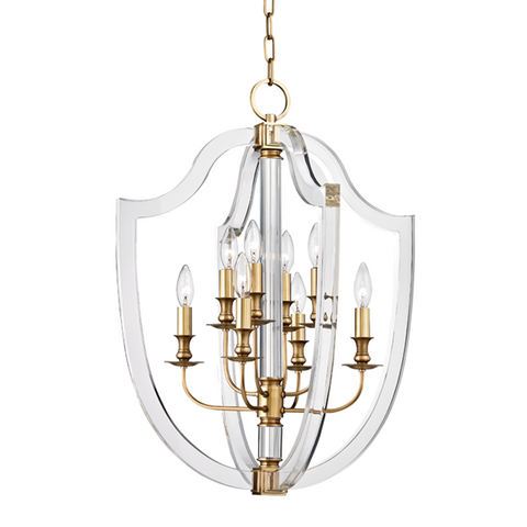 Arietta 8 Light Pendant