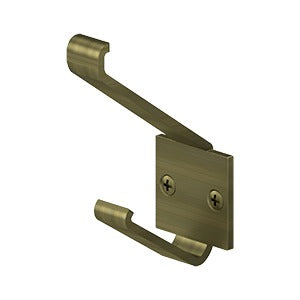 Deltana Modern Solid Brass Coat Hook