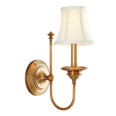 Yorktown 1 LIGHT WALL SCONCE